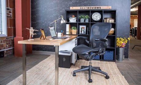 بهترین صندلی های پشت میز نشینی برای کار در منزل