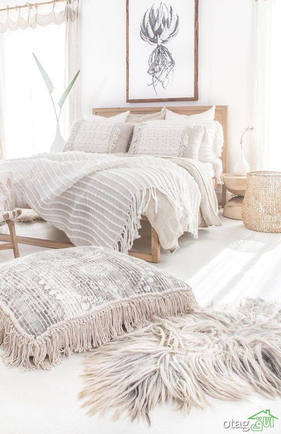 نمونه هایی از طراحی تخت خواب مدرن و کلاسیک