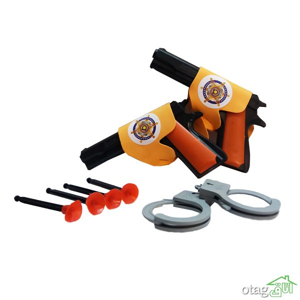 لیست قیمت 41 مدل تفنگ اسباب بازی موزیکال و رقص نور + خرید