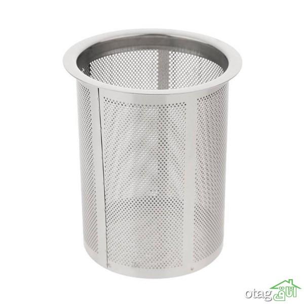 لیست قیمت 41 مدل بهترین صافی چای و تفاله گیر چای + خرید