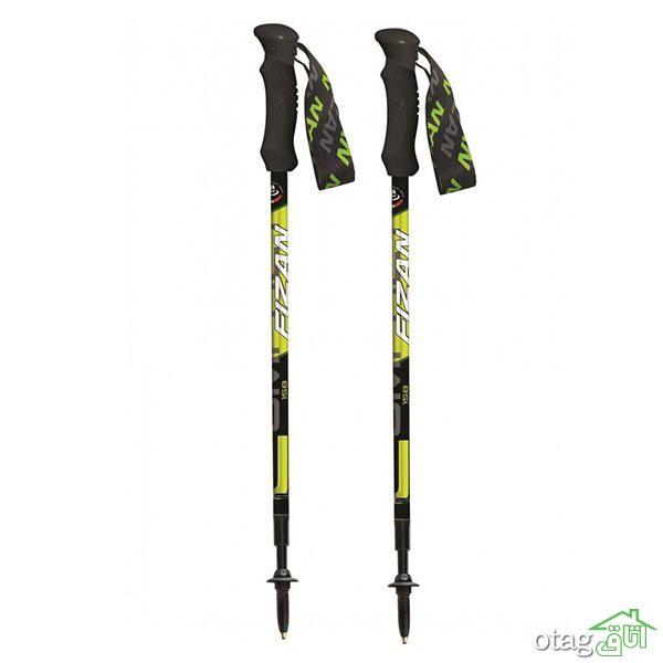 خرید 41 مدل عصای کوهنوردی تک و دو عددی + آنتی شوک