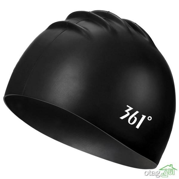 خرید اینترنتی 41 مدل بهترین کلاه شنا زنانه و مردانه + قیمت