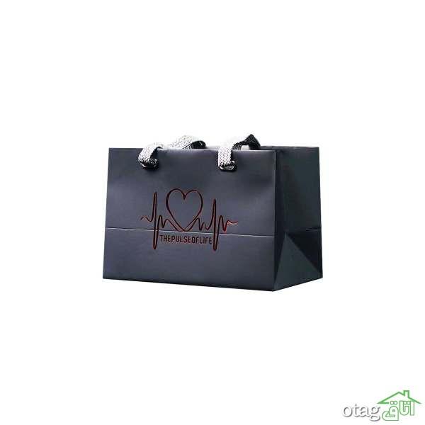 لیست قیمت 39 مدل بهترین ساک هدیه شیک و فانتزی + خرید