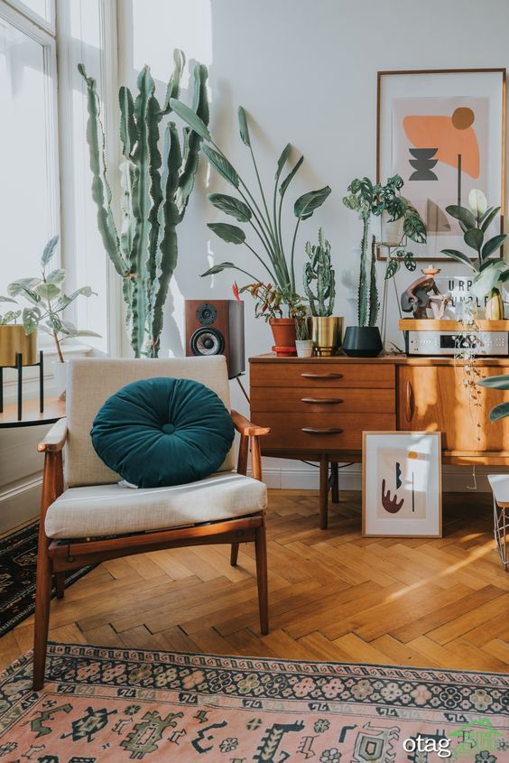 معرفی بهترین عناصر دکوری هنری در تزیین خانه