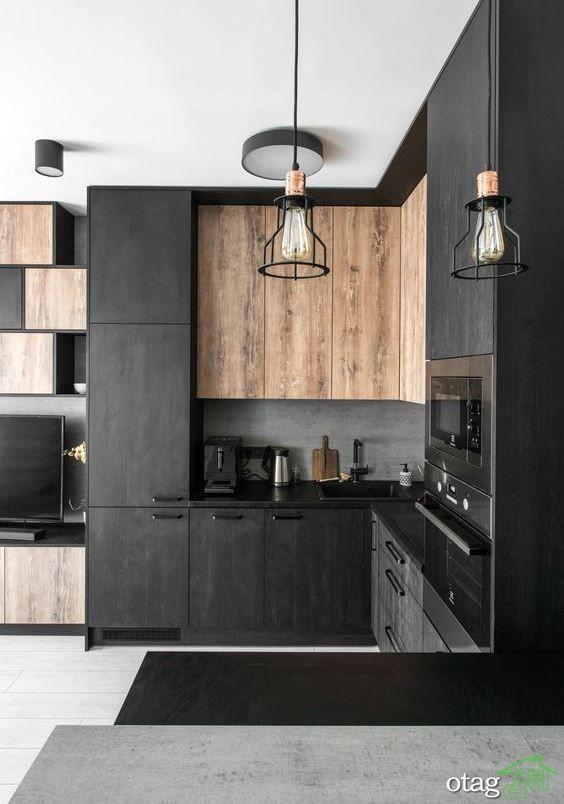 طراحی جدید آشپزخانه که شما را به پخت و پز ترغیب می کند!