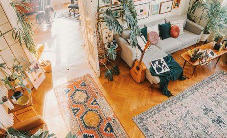 معرفی سبک بوهیمیایی ساده برای دیزاین خانه در سال 2020
