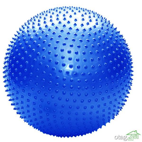 خرید اینترنتی 41 مدل بهترین توپ پیلاتس و توپ بدنسازی کیفیت عالی