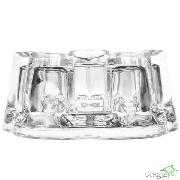 لیست 41 مدل بهترین وارمر قوری شیشه ای و استیل + خرید