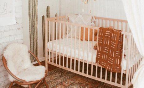طراحی دکوراسیون اتاق نوزاد، آشنایی با کاربرد رنگ ها