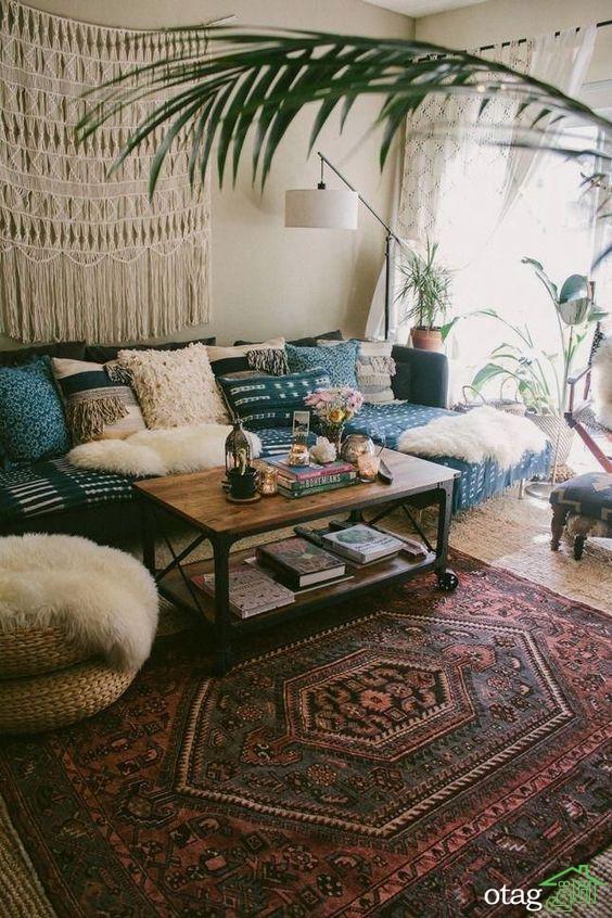 ایده های طراحی داخلی برای اتاق نشیمن کوچک در سال 2020
