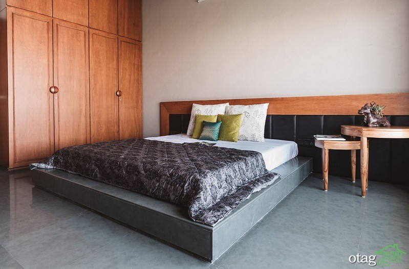 طرح کمد دیواری اتاق خواب مد روز در طراحی داخلی + 40 عکس