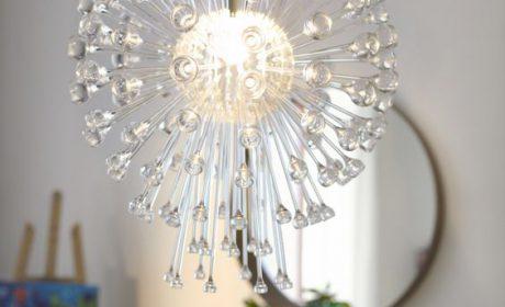 تأثیر لامپ روشنایی در دکوراسین منزل؛ 18روشنایی مدرن