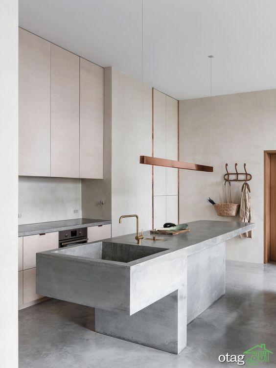 ایده هایی برای داشتن یک دکوراسیون آشپزخانه مدرن و ایده آل