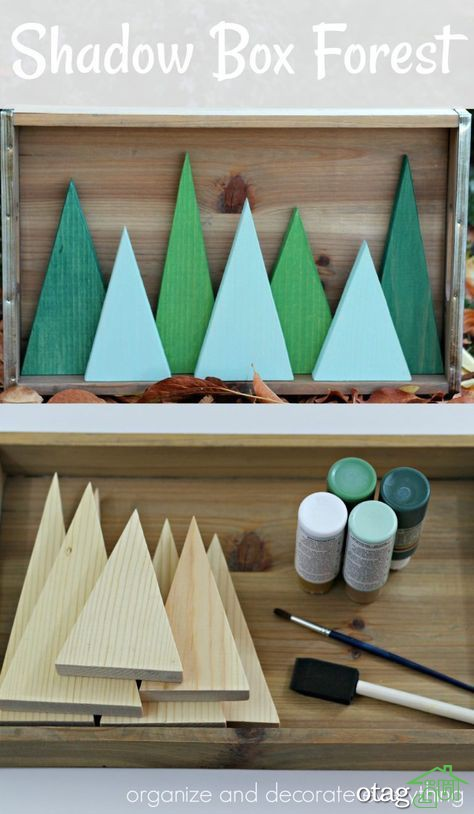 سه ایده ساده برای ساخت و تزیین قاب چوبی