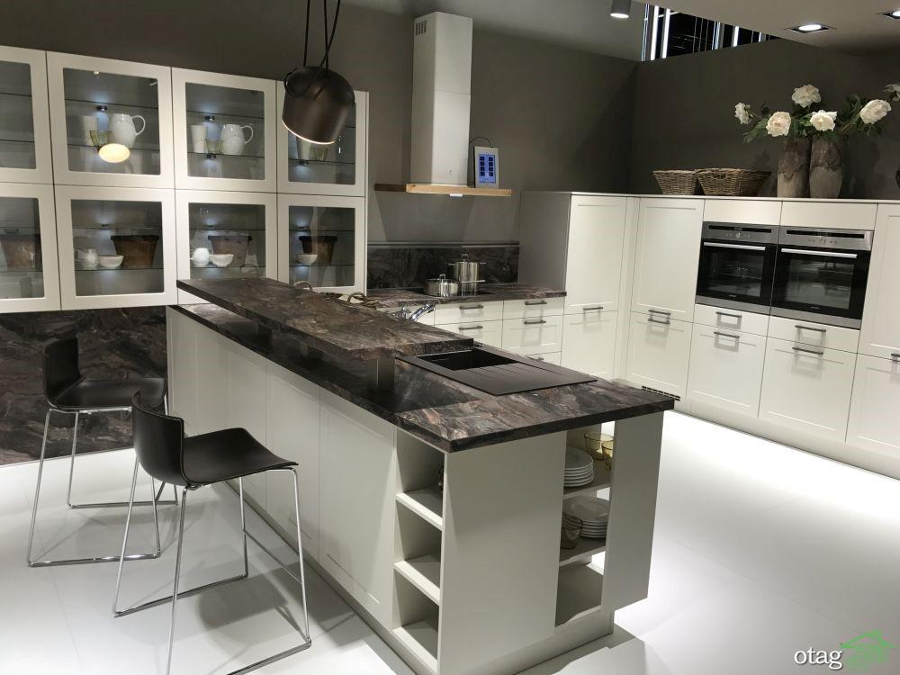 آشپزخانه اپن؛ قدمی جدید برای خانه مدرن