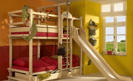 انواع تخت دو طبقه را بشناسیم