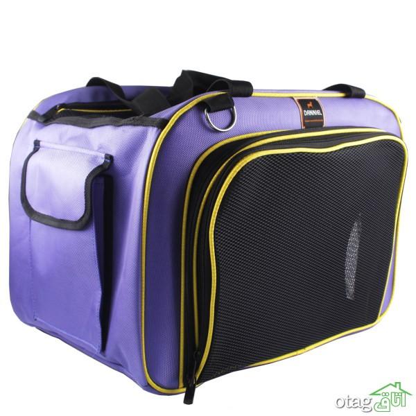 خرید اینترنتی 41 مدل بهترین باکس سگ و کیف حمل + خرید