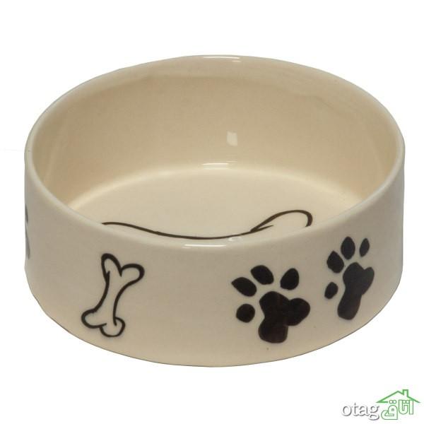 39 مدل بهترین ظرف غذای سگ و گربه  موجود در بازار + خرید