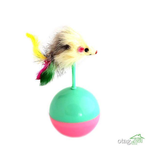 خرید اینترنتی 41 مدل اسباب بازی گربه با کیفیت + قیمت