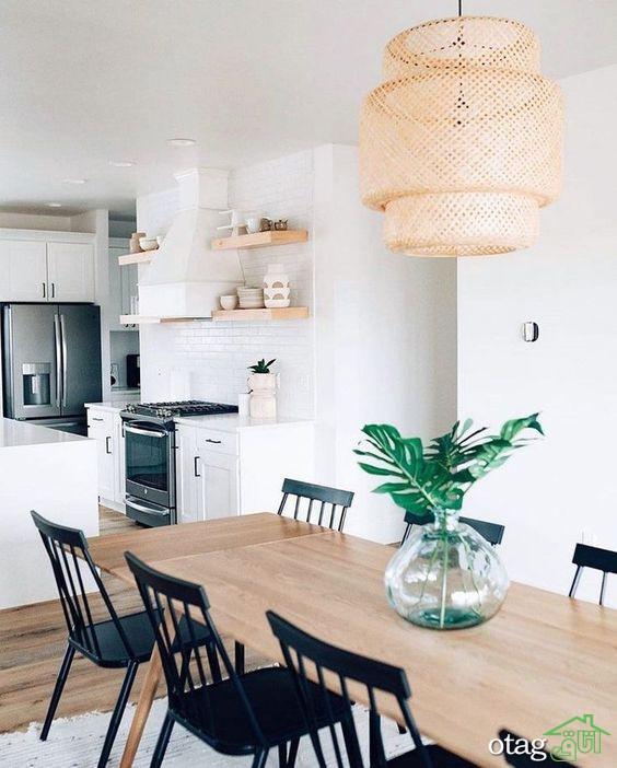 آشنایی با طراحی دکوراسیون داخلی خانه به سبک گلچین