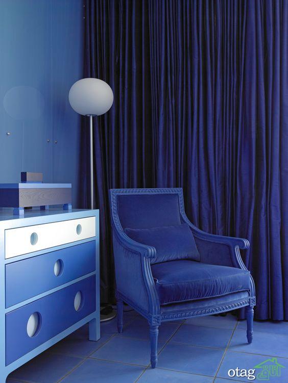 چگونه می توان طراحی یک اتاق منوکروماتیک را ایجاد کرد؟