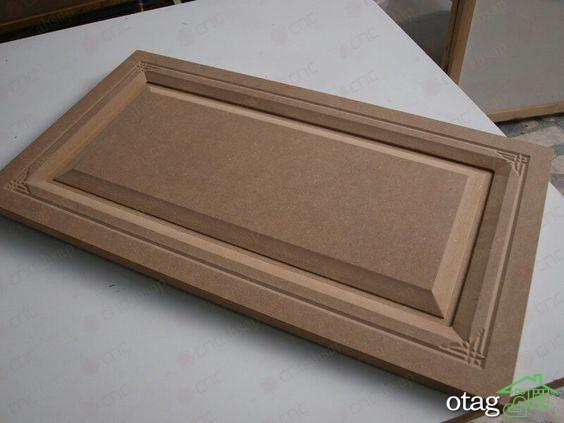 37 مدل جدید و شیک درب کابینت ام دی اف، ممبران، چوبی و فلزی