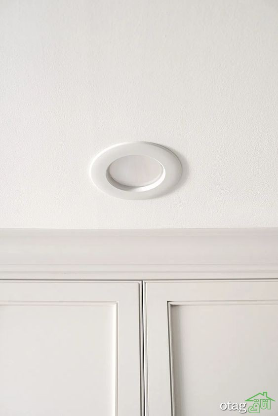 10 ایده جالب و جدید برای روشنایی اتاق نشیمن + 40 مدل عکس