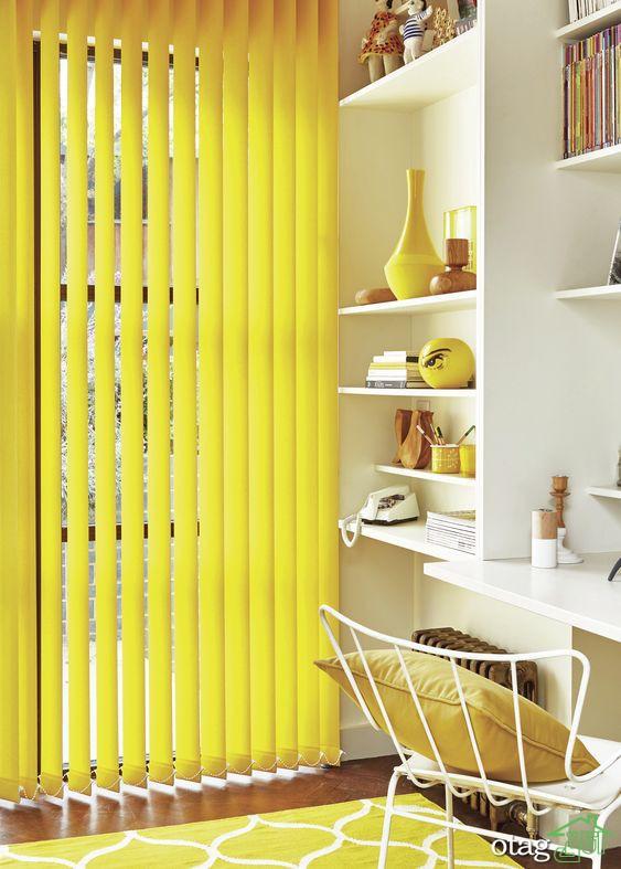 30 مدل کرکره جدید در انواع پارچه ای، چوبی و فلزی برای منزل