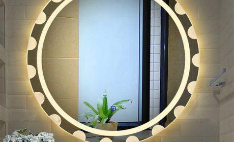 30 مدل آینه دستشویی در طرح های جدید و شیک مطابق مد روز