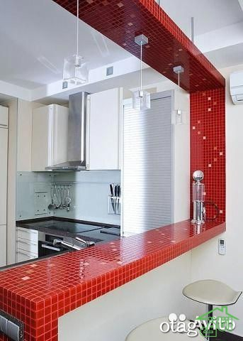 30 مدل آرک چوبی اپن آشپزخانه در طرح های فوق العاده شیک