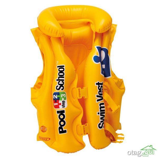 خرید 39 مدل بهترین جلیقه نجات شنا در بازار