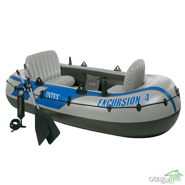 خرید اینترنتی 39 مدل بهترین قایق بادی موجود در بازار