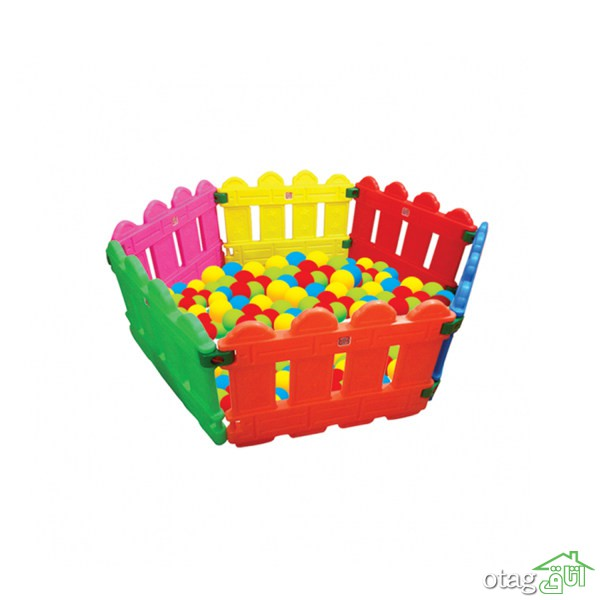 لیست قیمت 39 مدل تخت و پارک بازی کودک + خرید