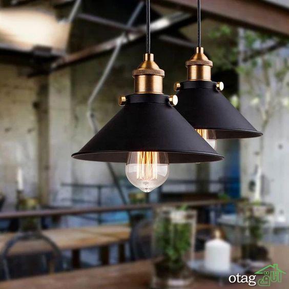 ایده های لامپ صنعتی برای طراحی جدید در سال 2020