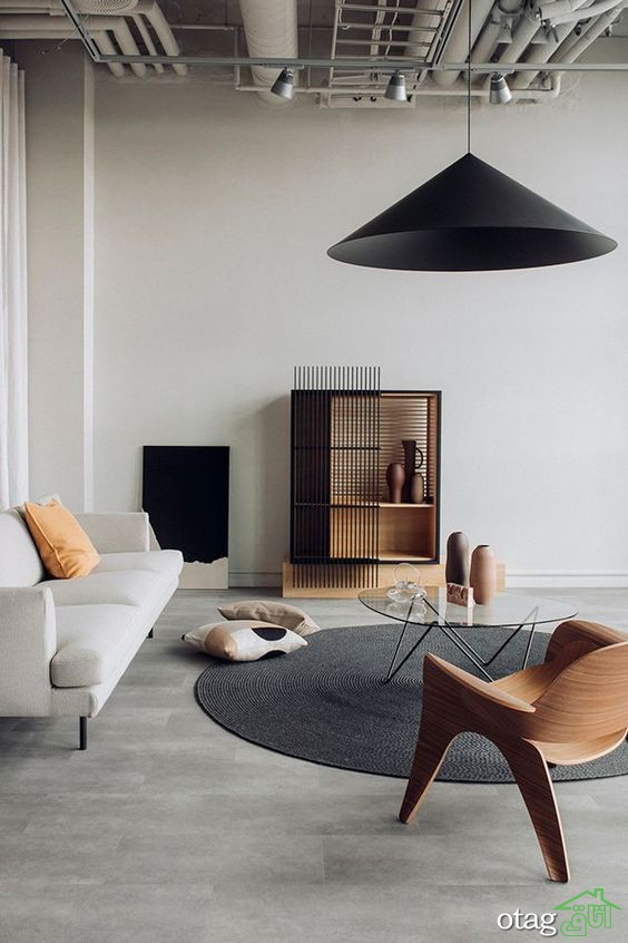 آشنایی با طراحی داخلی کاستال اتاق به اتاق