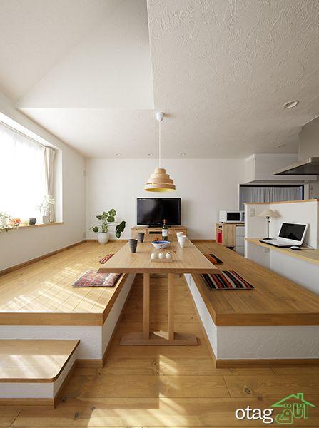 دکوراسیون داخلی خانه های ژاپنی و روش اجرای آن در منزل خودمان