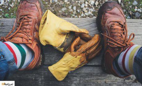 بررسی ۷ مدل دستکش کار