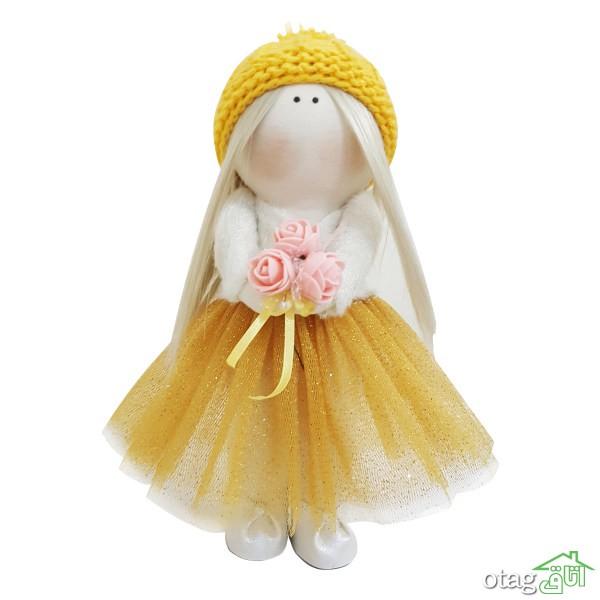 39 مدل عروسک فانتزی دخترانه و پسرانه + خرید