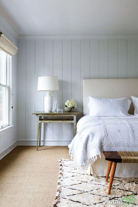 بهترین قالیچه اتاق خواب کدام است؟ چه طرحی و چه جنسی؟