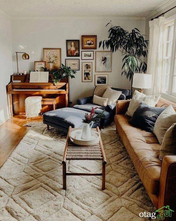 انتخاب فرش سالن پذیرایی، کلیدی ترین عنصر خانه