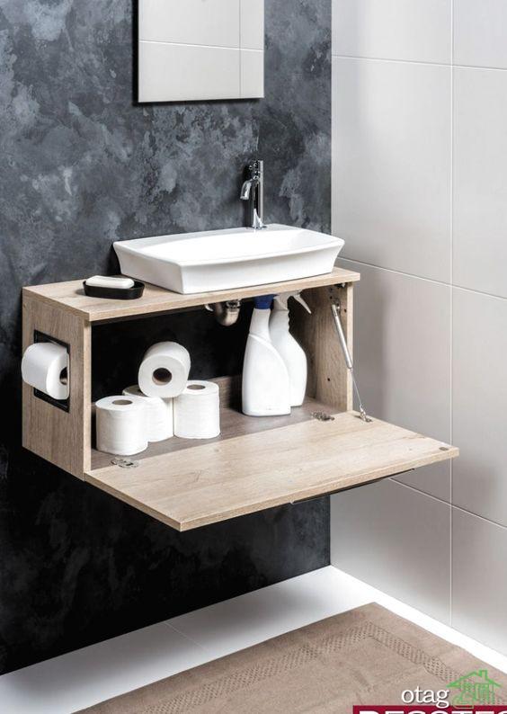 40 مدل کاسه روشویی روکار مناسب حمام و سرویس های تازه ساز