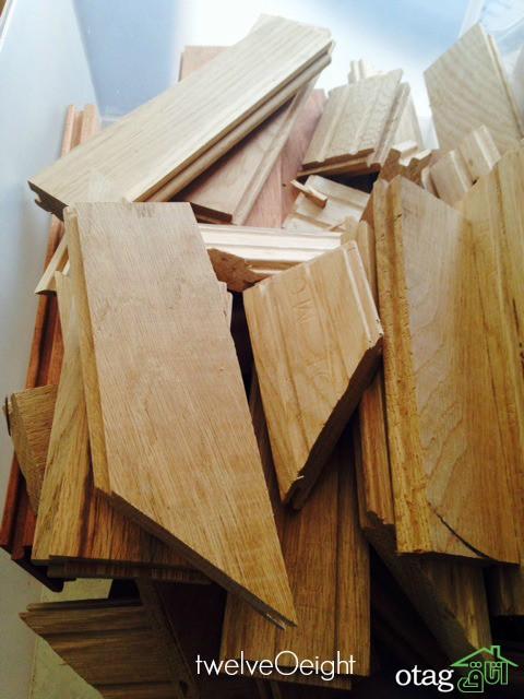 آموزش ساخت دکوری چوبی دیواری به روشی ساده و با نتیجه عالی