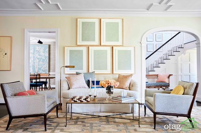 معرفی دکوراسیون رنگ کرمی و تأثیر عالی در دیزاین خانه