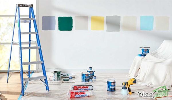 """همهی آنچه برای """"نقاشی ساختمان"""" در سال 99 باید بدانید!"""