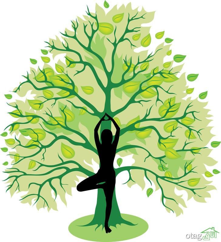 نکات حرفه ای آموزش یوگا در خانه برای مبتدیان بدون وسیله