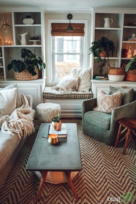 ایده هایی جدید برای تغییر دکوراسیون خانه در سال 2020