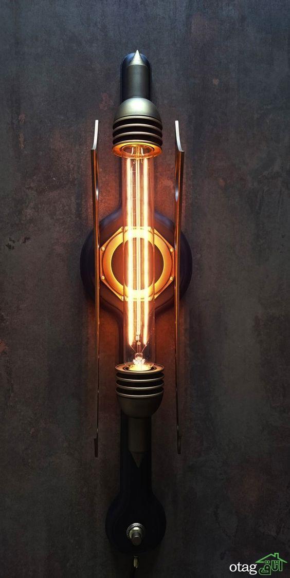 مدل های دیدنی لامپ های رشته ای با ابعاد متفاوت تر و کارایی بیشتر