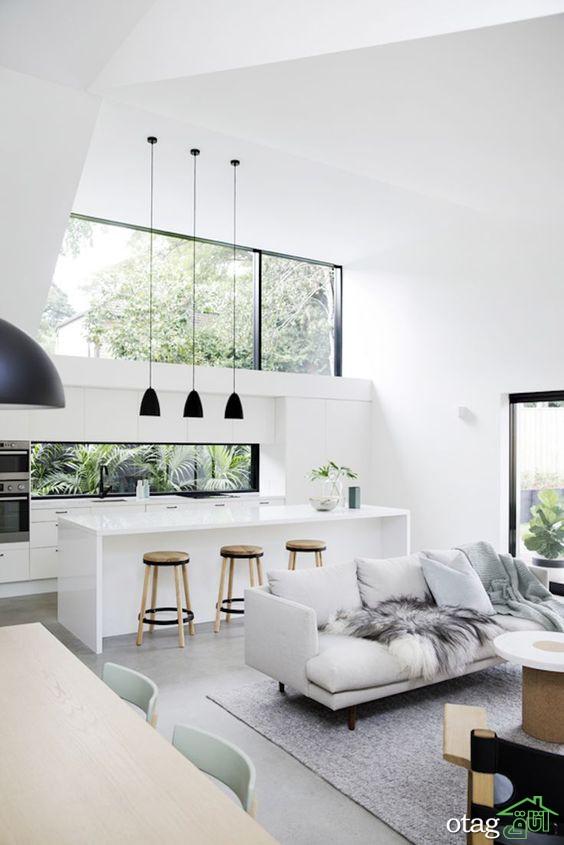 اجرای بازسازی خانه با تأکیدی بر طرح باز در سال 2020