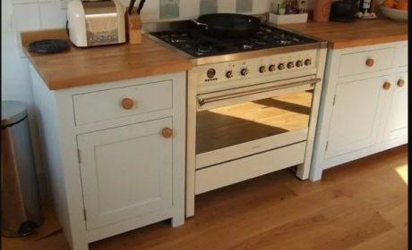 30 مدل کابینت پایه دار مناسب آشپزخانه بدون نیاز به نصب