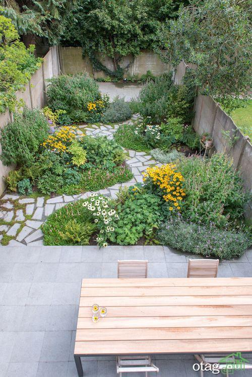 چگونه فضای سبز طراحی کنیم | معرفی 30 مدل زیبا و آرامش بخش